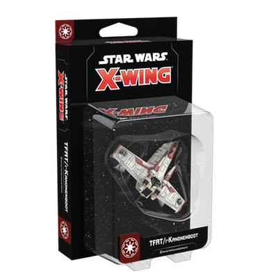 Star Wars X-Wing 2.Edition: TFAT/i-Kanonenboot – DE