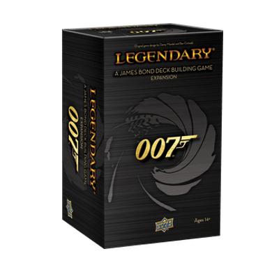"""Legendary: James Bond 007 DBG """"Expansion"""" – EN"""
