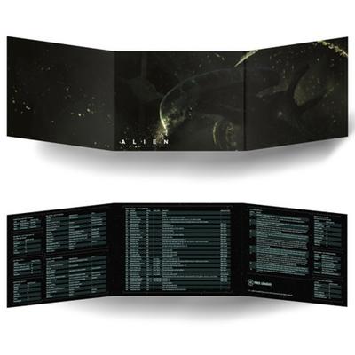 Alien Das Rollenspiel: Spielleiterschirm – DE