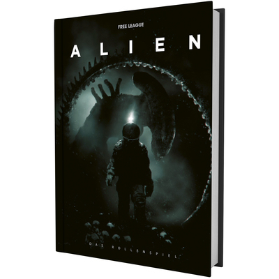 Alien Das Rollenspiel (HC) – DE