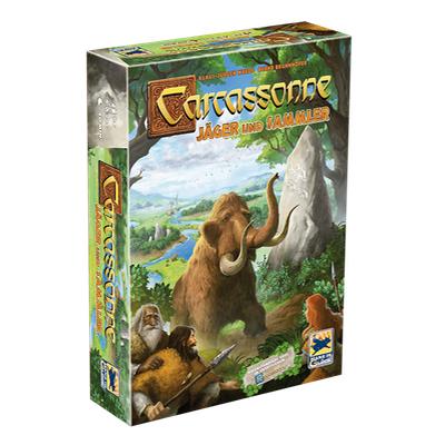 Carcassonne: Jäger und Sammler – DE