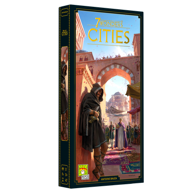 7 Wonders: Cities (neues Design) – DE