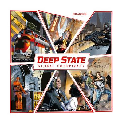 Deep State: Global Conspiracy – EN