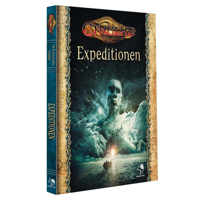 Cthulhu: Expeditionen (HC) – DE