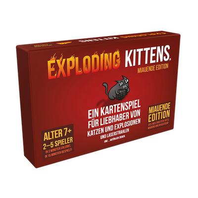 Exploding Kittens: Miau Edition – DE