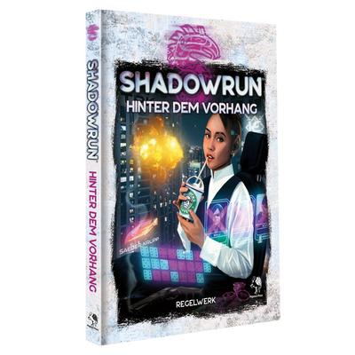 Shadowrun 6: Hinter dem Vorhang (HC) – DE