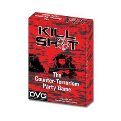 Kill Shot: The Counter-Terrorism Party Game – EN