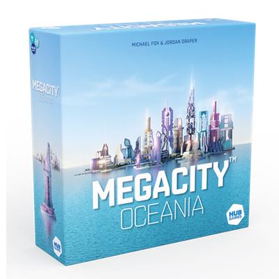 MegaCity: Oceania – DE