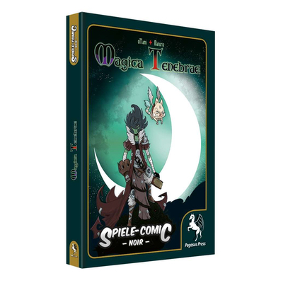 Spiele-Comic Noir: Magica Tenebrae (HC) – DE