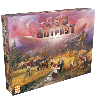 Red Outpost – DE