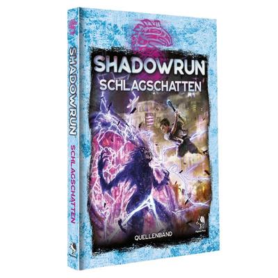 Shadowrun 6: Schlagschatten (HC) – DE