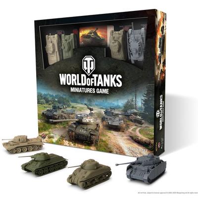 World of Tanks: Miniatures Game – EN