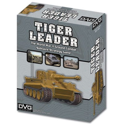 Tiger Leader: The WW2 Ground Combat Solitaire Strategy Game – EN