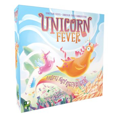 Unicorn Fever – DE/EN