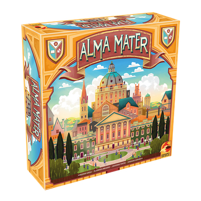 Alma Mater – DE/EN