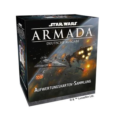 Star Wars Armada: Aufwertungskarten-Sammlung – DE