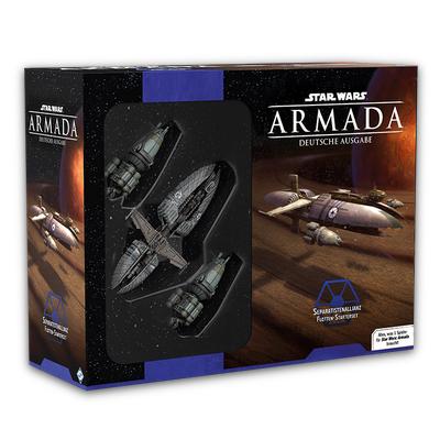 Star Wars Armada: Separatistenallianz – Starterset -DE