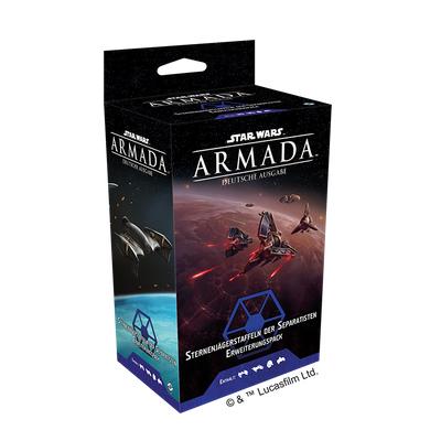 Star Wars Armada: Sternenjägerstaffeln der Separatisten – DE