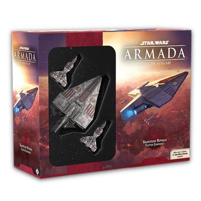 Star Wars Armada: Galaktische Republik – Starterset -DE