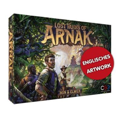 Die Verlorenen Ruinen von Arnak – DE