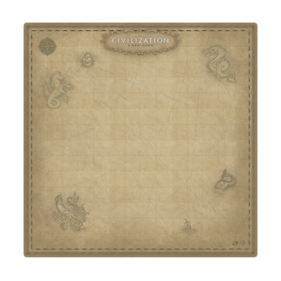 "Civilization: A New Dawn ""Game Mat"""