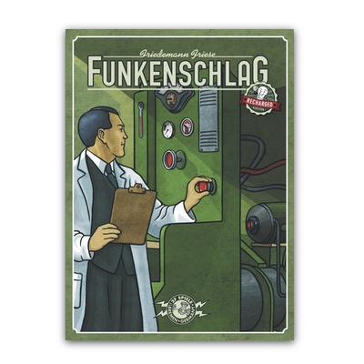 Funkenschlag: (Recharged Version) – DE
