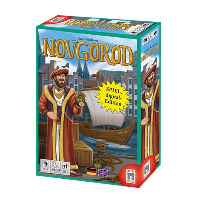 """Novgorod """"Deluxe"""" – DE/EN"""