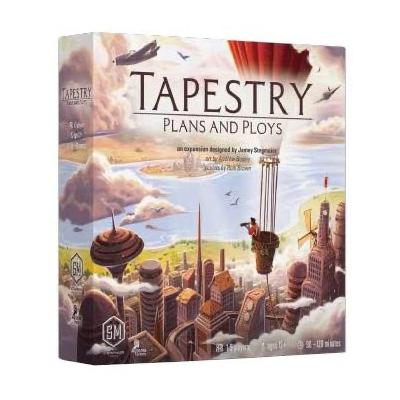 Tapestry: Plans & Ploys – EN