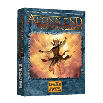 Aeons End: Return to Gravehold – EN