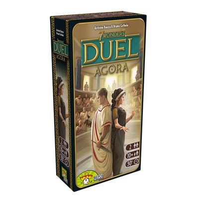 7 Wonders Duel: Agora – DE