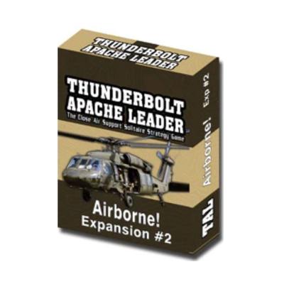 Thunderbolt Apache Leader: Exp 2 – Airborne! – EN