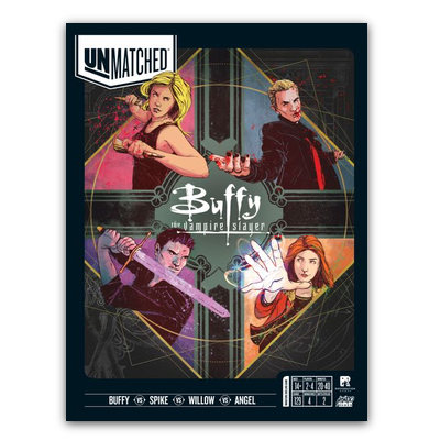 Unmatched: Buffy The Vampire Slayer – EN