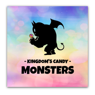 Kingdom's Candy: Monsters – DE