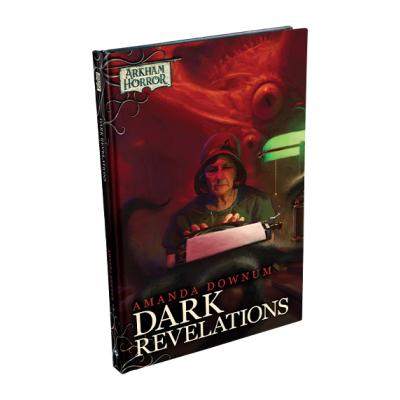 Arkham Novels: Dark Revelations – EN