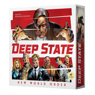 Deep State: New World Order – EN