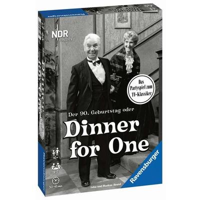 Der 90. Geburtstag oder Dinner for one – DE