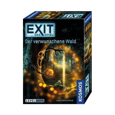 Exit das Spiel: Der verwunschene Wald – DE
