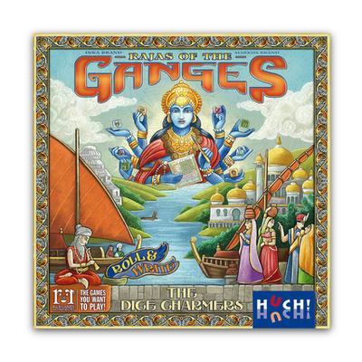 Rajas of the Ganges: The Dice Charmers – DE