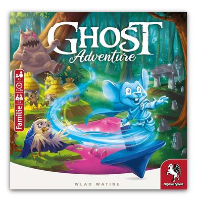 Ghost Adventure – DE