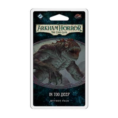 Arkham Horror LCG: The Innsmouth Conspiracy 1 – In too Deep – EN