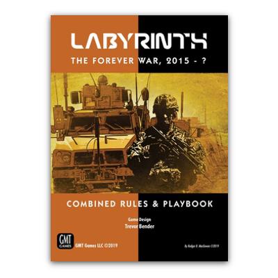 Labyrinth: The Forever War 2015-? – EN