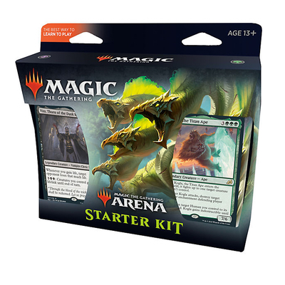 Magic: Arena Starter Kit – EN