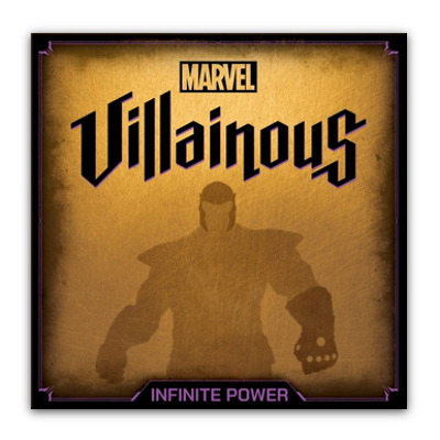 Marvel Villainous: Infinite Power – EN