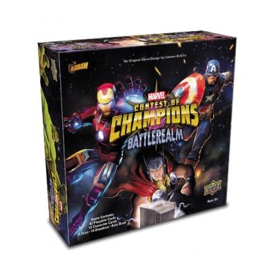 Marvel Contest of Champions: Battlerealm – EN