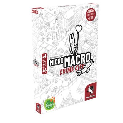 MicroMacro: Crime City – DE
