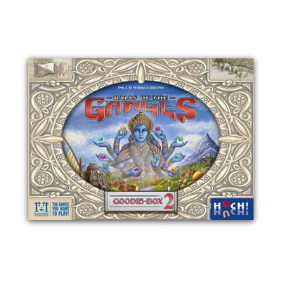 Rajas of the Ganges: Goodie-Box 2 – DE/EN/FR