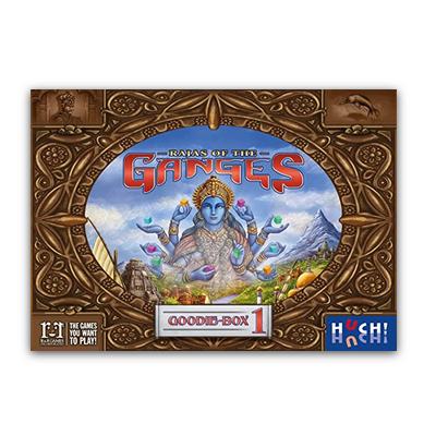 Rajas of the Ganges: Goodie-Box 1 – DE/EN/FR