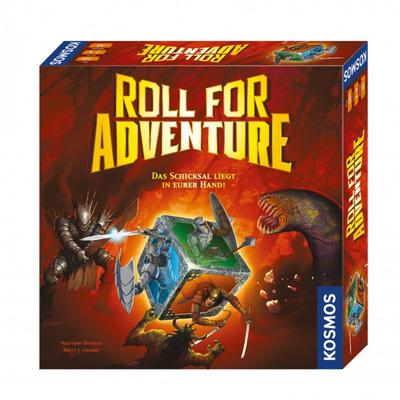 Roll for Adventure – DE