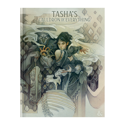 D&D: Tashas Cauldron of Everything (HC) alternate Cover – EN