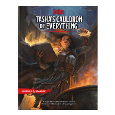 D&D: Tashas Cauldron of Everything (HC) – EN